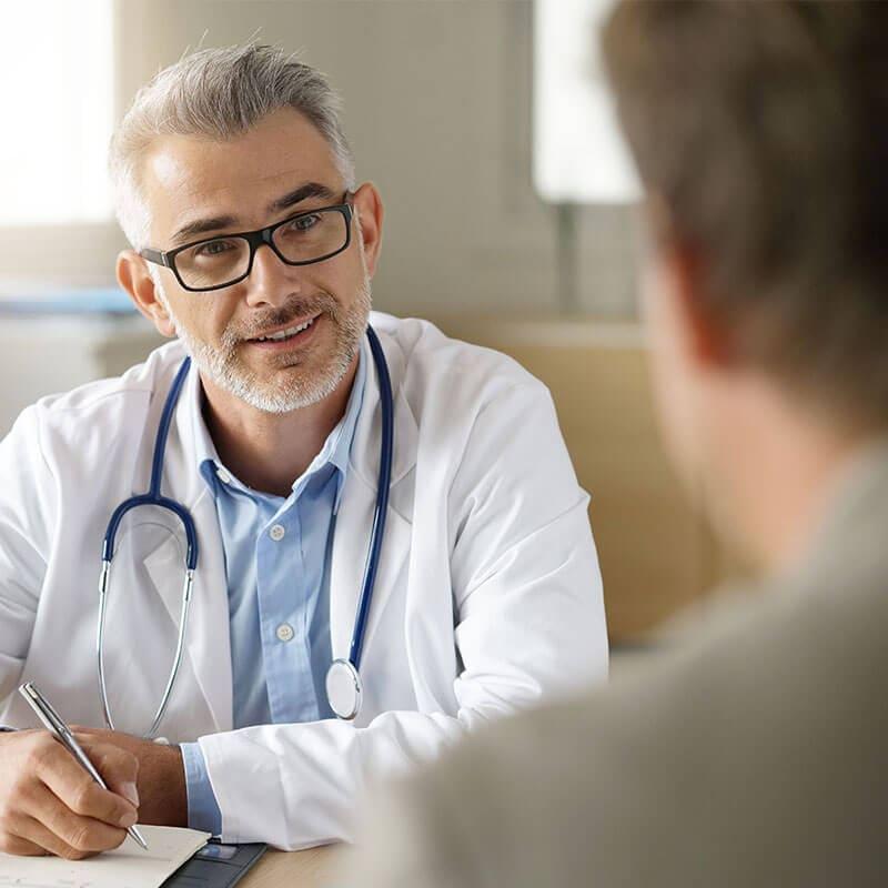 Badania lekarskie na miejscu