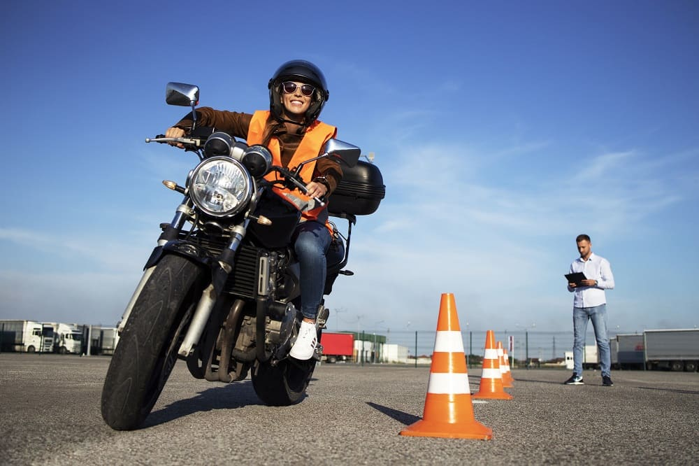 Prawo jazdy na motor